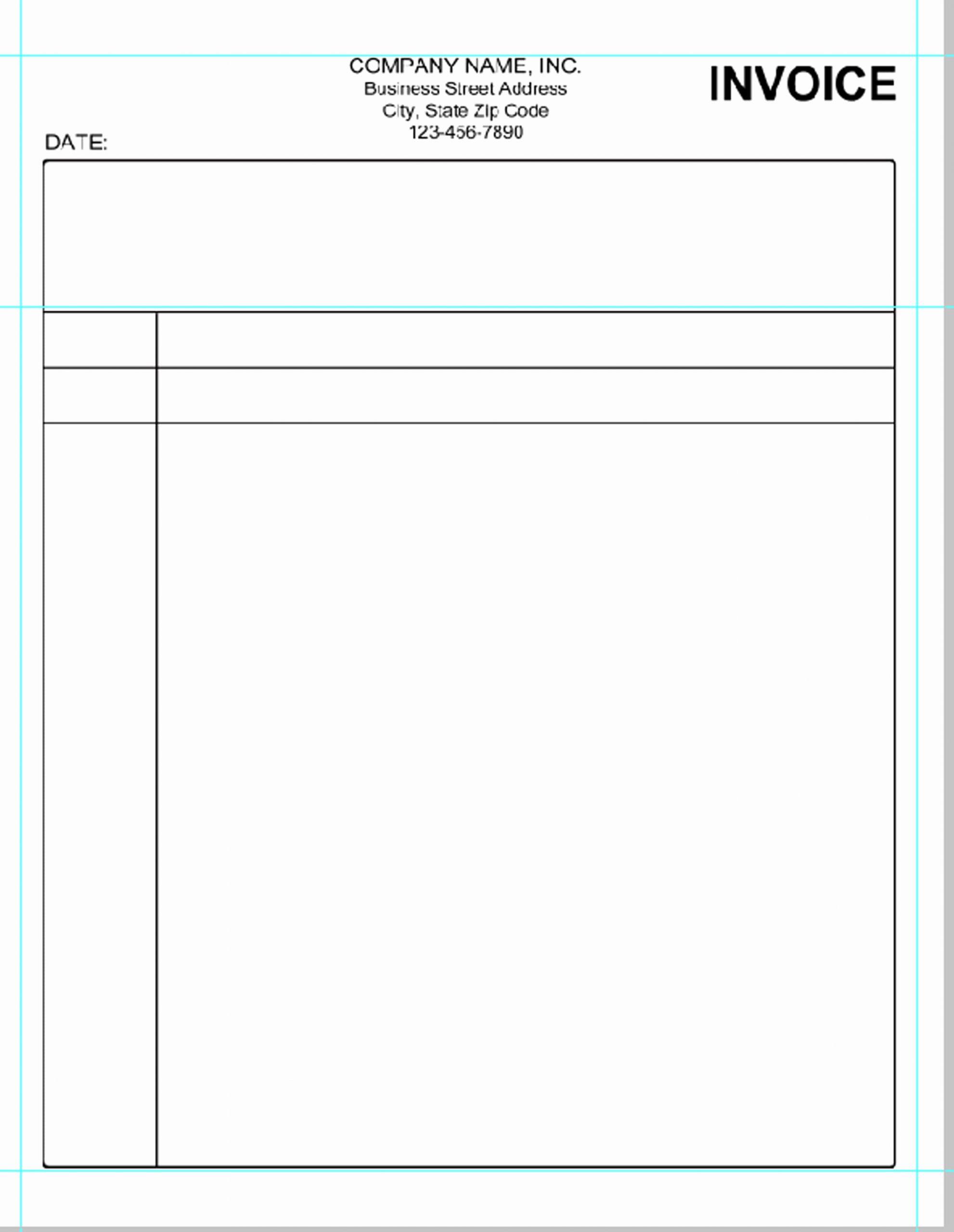 Quickbooks Invoice Template Excel Inspirational Quickbooks Invoice Template — Excelxo