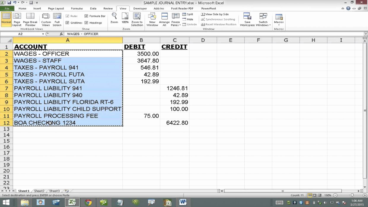 Quickbooks Invoice Template Excel Lovely How to Export Invoice Template From Quickbooks to Excel