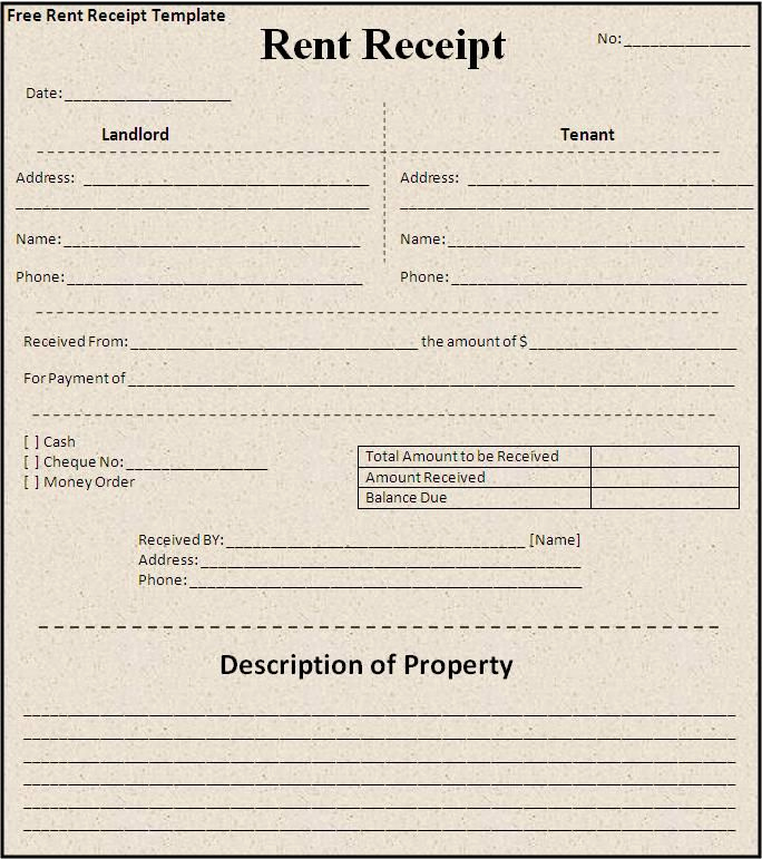 Rent Invoice Template Free Best Of Free House Rental Invoice