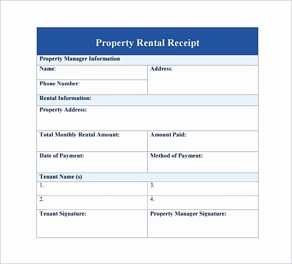 Rent Invoice Template Pdf Awesome Property Rent Receipt Pdf Free Rent Invoice Template