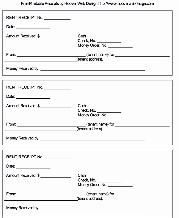 Rent Invoice Template Pdf Lovely Free Rent Receipt Template and What Information to Include