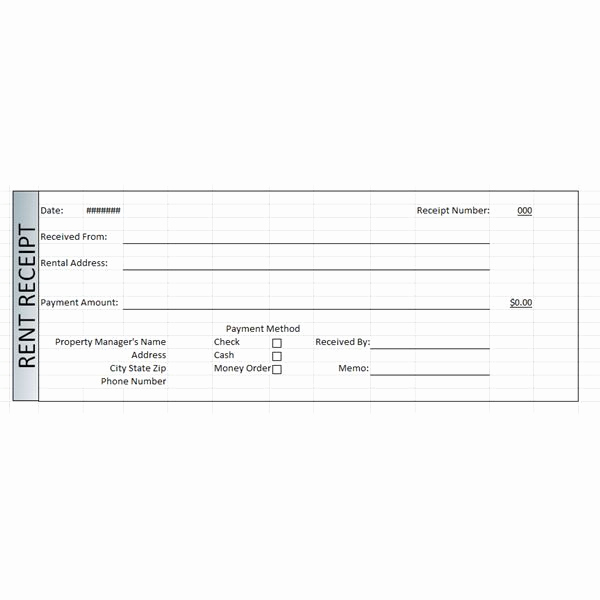 Rent Invoice Template Word Beautiful Free House Rental Invoice