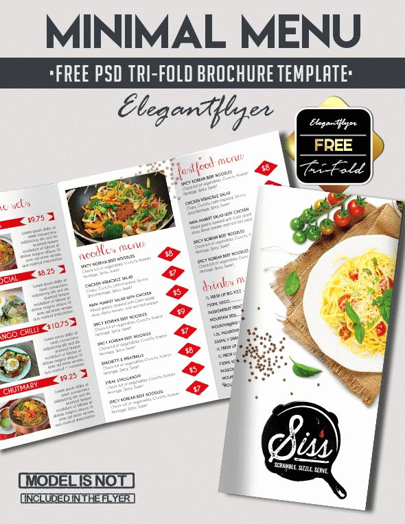Restaurant Menu Template Psd Inspirational 72 Free & Premium Restaurant Templates Suitable for