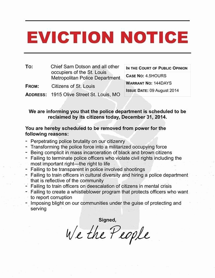 Roommate Eviction Notice Template Awesome [photos] Protesters Get Arrested Pepper Sprayed Trying to
