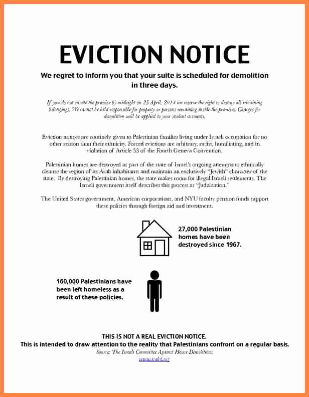 Roommate Eviction Notice Template Beautiful 9 Eviction Notice for Roommate