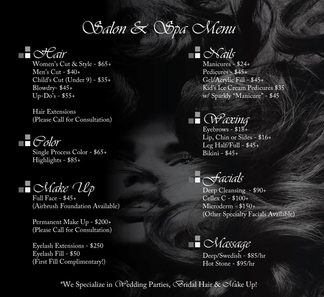 Salon Price Menu Template Beautiful 27 Best Text Slang Images On Pinterest