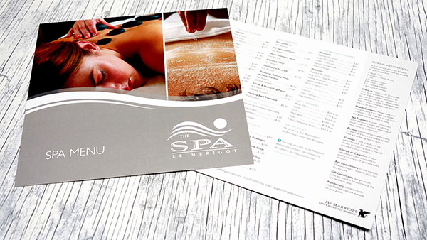 Salon Services Menu Template Inspirational Spa Menu Templates – 27 Free Psd Eps Documents Download
