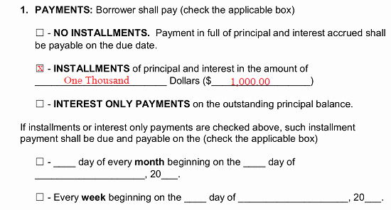 Secured Promissory Note Template Pdf New Free Secured Promissory Note Template Word