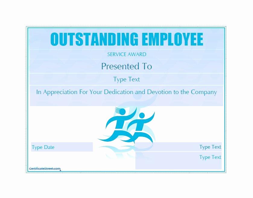 Service Award Certificate Template Beautiful 26 Of Service Award Program Template Example