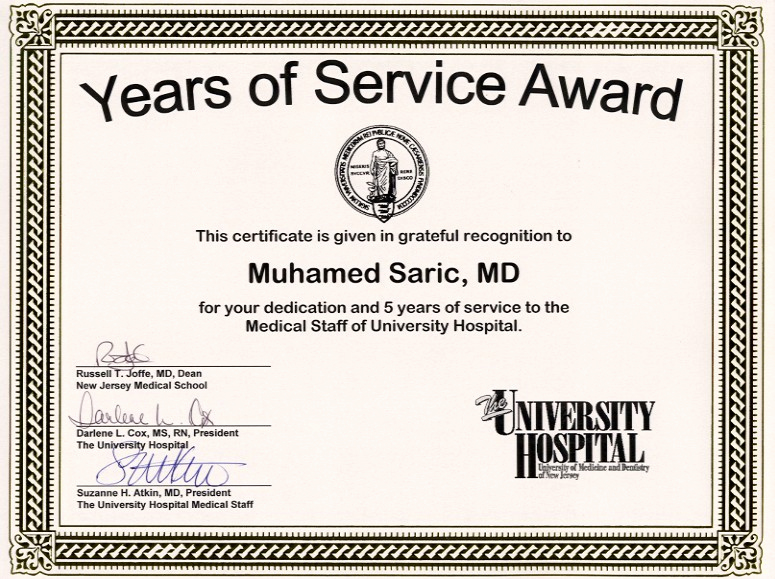 Service Award Certificate Template New 5 Years Service Award Quotes Quotesgram