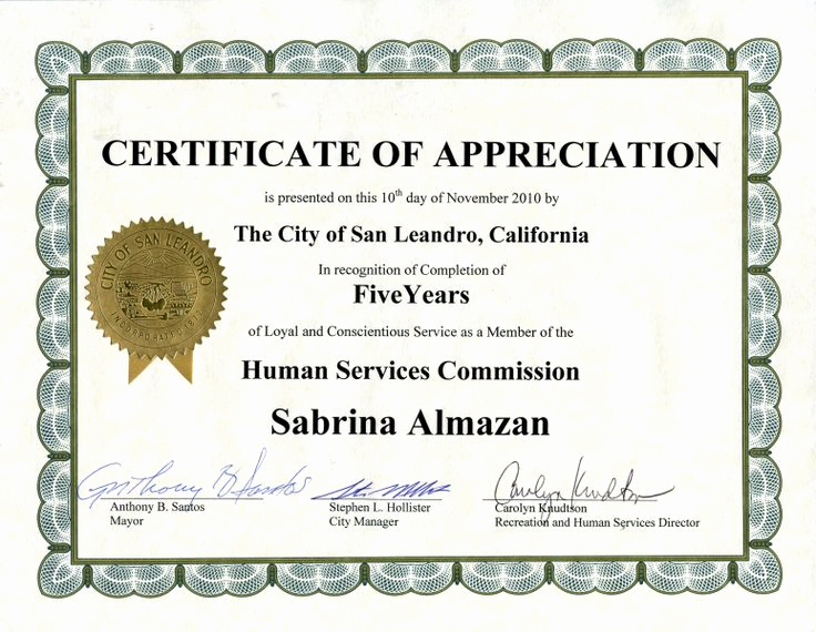 Service Awards Certificates Template Luxury Certificate Of Appreciation بحث Google‏