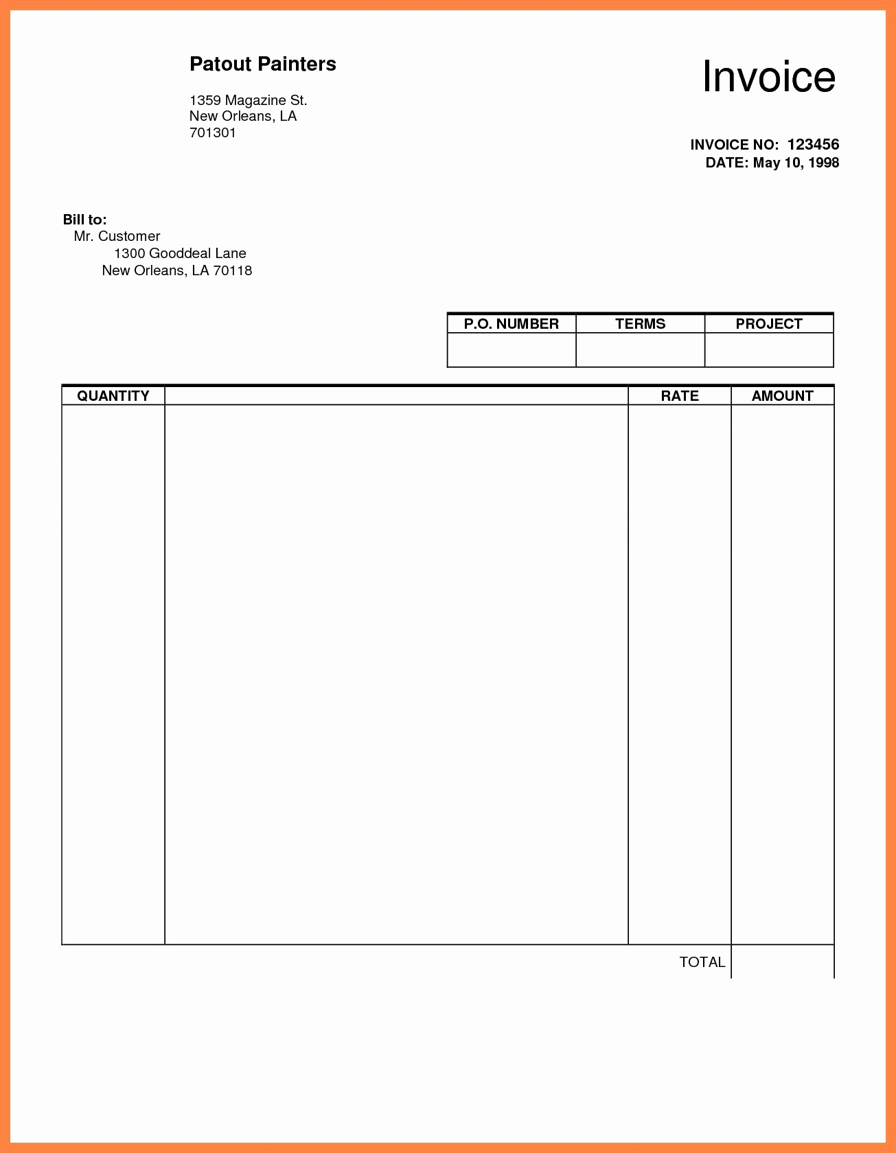 Simple Invoice Template Google Docs Luxury Google Docs Template Templates Word Google Docs Templates