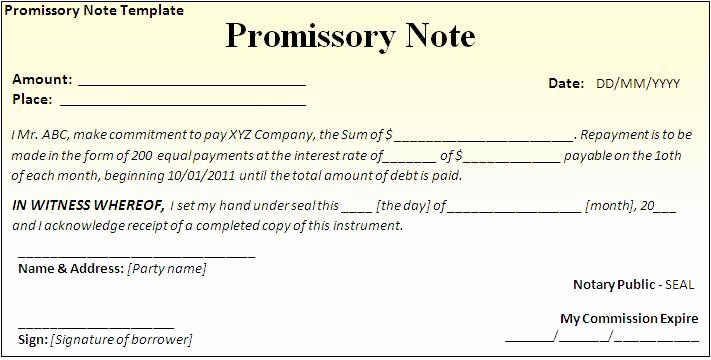 Simple Promissory Note Template Luxury Local Currencies the Way to Beat the Banksters and Start