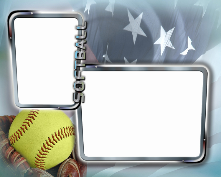 Softball Memory Mate Template Elegant softball Templates