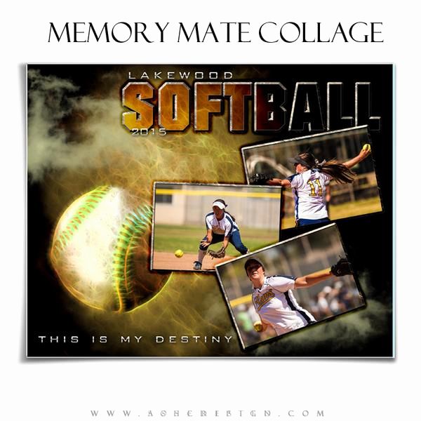 Softball Memory Mate Template Lovely Sports Memory Mates