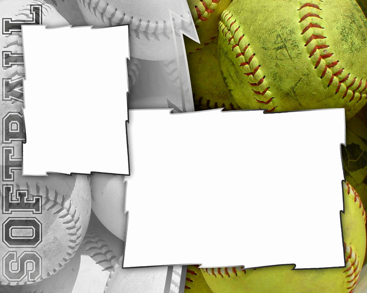 Softball Memory Mate Template New softball Templates