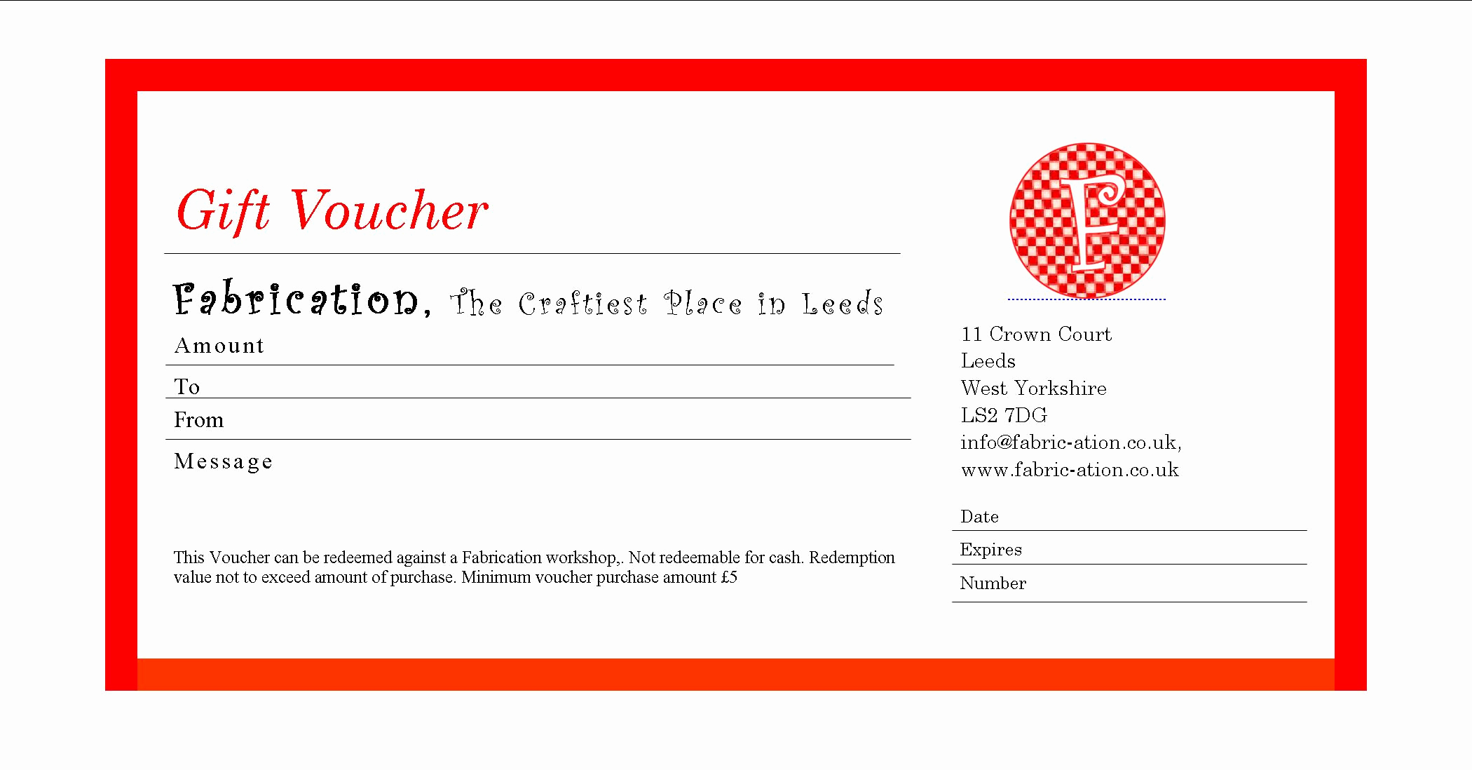 Template for A Gift Certificate Lovely Pdf Gift Voucher Template