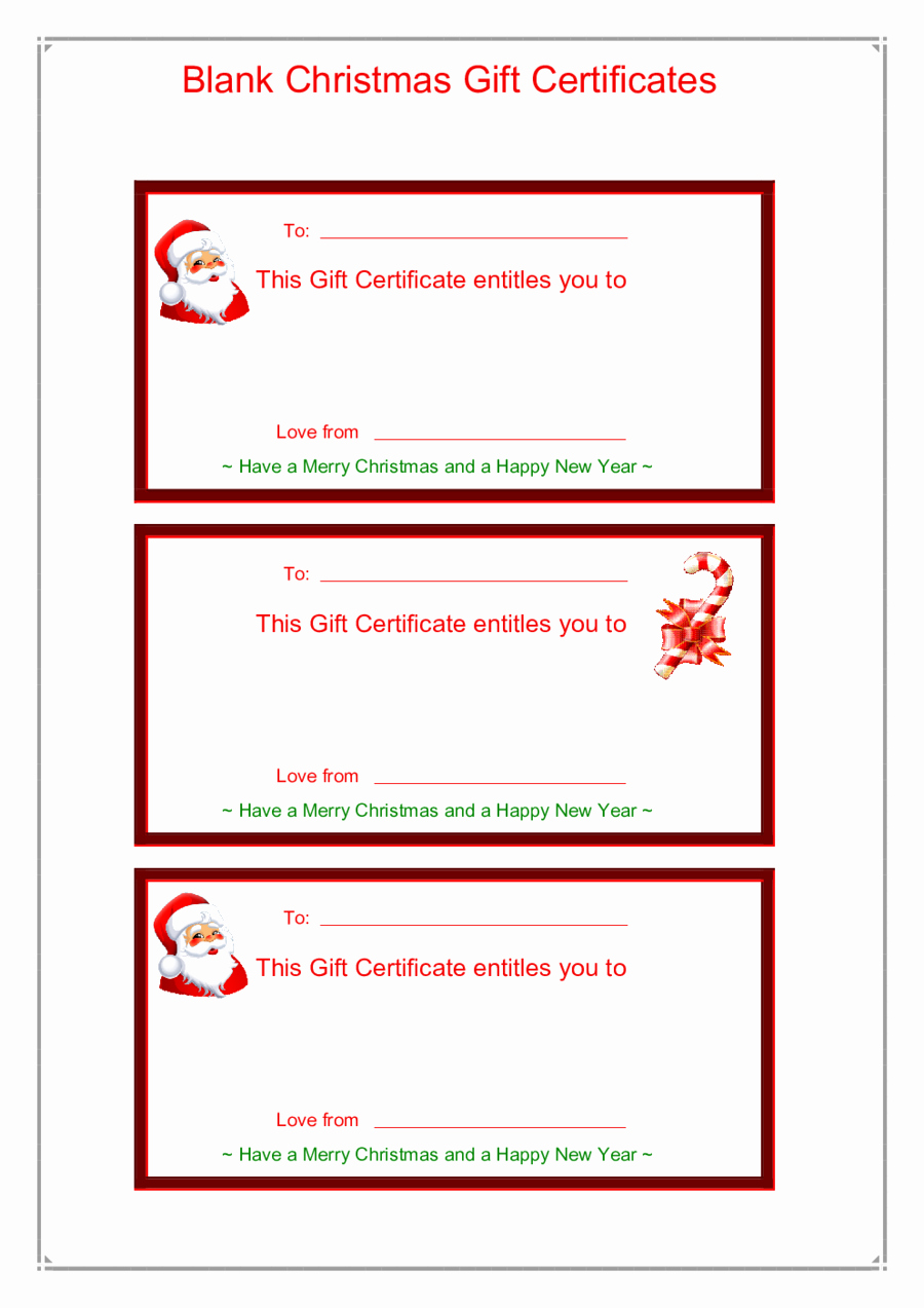 Template for Gift Certificate Unique 2019 Gift Certificate form Fillable Printable Pdf