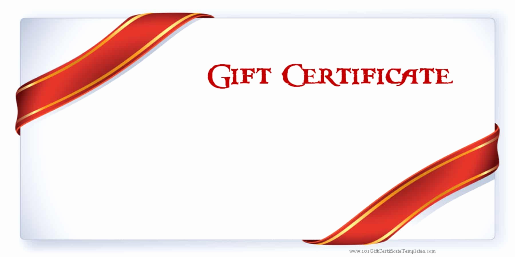 Template for Gift Certificate Unique Printable Gift Certificate Templates