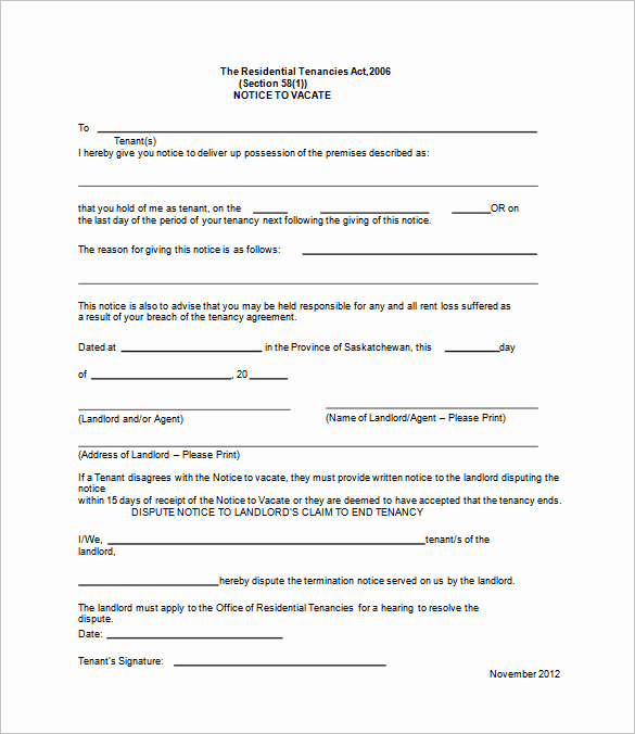 Tenant Eviction Notice Template New 38 Eviction Notice Templates Pdf Google Docs Ms Word