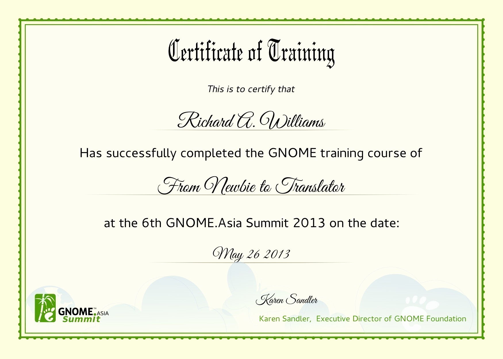 Training Certificate Template Free Download Elegant Training Certificate Template Free Download
