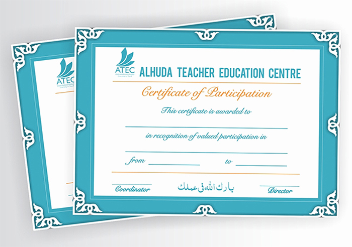 Training Certificate Template Free Download Lovely 15 Training Certificate Templates Free Download Designyep
