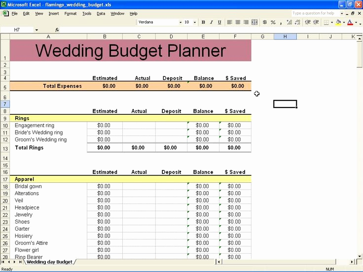 Wedding Budget Spreadsheet Template Lovely Pin by astrology Prediction On Everything Wedding