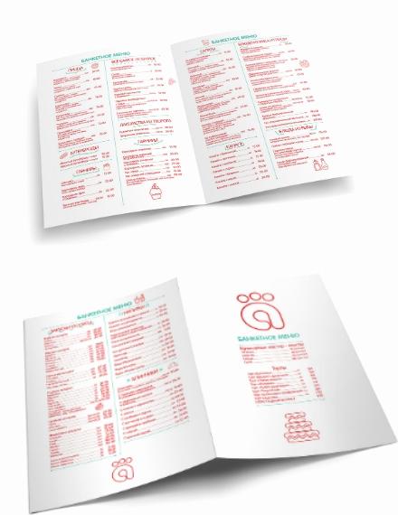 Wedding Buffet Menu Template Inspirational 9 Banquet and Buffet Menu Designs & Templates