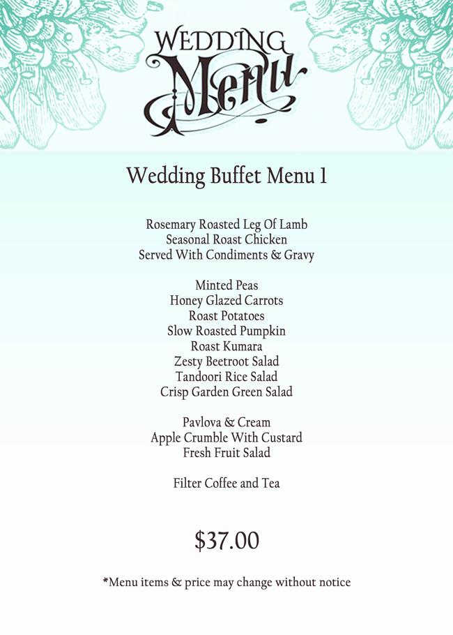 Wedding Buffet Menu Template Inspirational Wedding Food Menu Buffet Wedding Gallery – Emasscraft