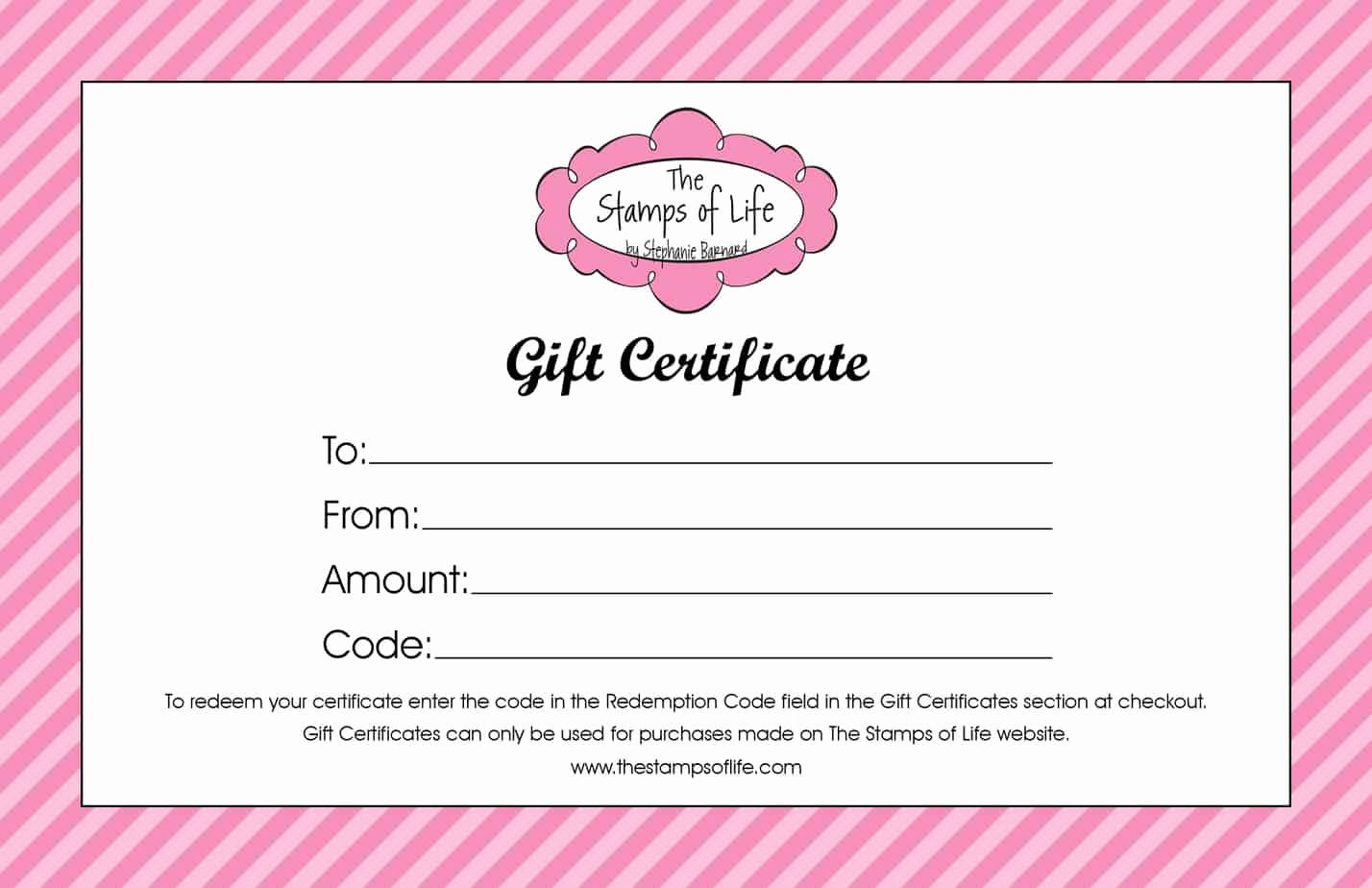 Word Template Gift Certificate Beautiful 21 Free Free Gift Certificate Templates Word Excel formats